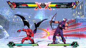 'Ultimate vs. Capcom 3' traz 12 novos lutadores (Foto: Divulgação)