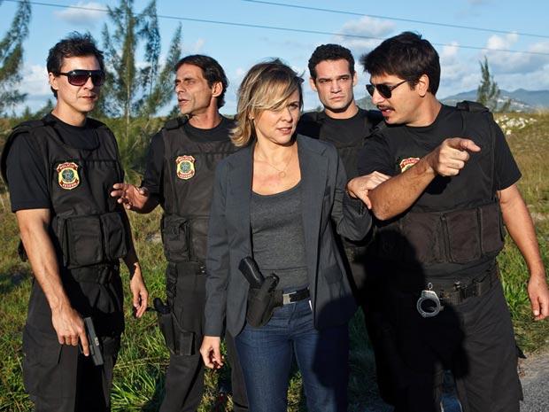 Cena de 'Assalto ao Banco Central' (Foto: Divulgação/Divulgação)