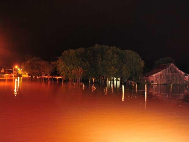 chuva rio grande do sul (Foto:  Lauro Alves/Agência RBS)