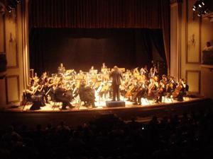 Orquestra Filarmônica do Espírito Santo abre Festival de Inverno de Domingos Martins (Foto: Divulgação/Prefeitura de Domingos Martins)