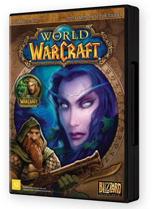 Capa do game para o mercado brasileiro. O Ministério da Justiça classificou o game como 'recomendado para maiores de 12 anos' (Foto: Divulgação/Blizzard)