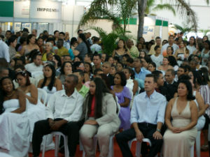 Ministério Público abre inscrições para casamento comunitário no ES (Foto: MPES/ Divulgação)