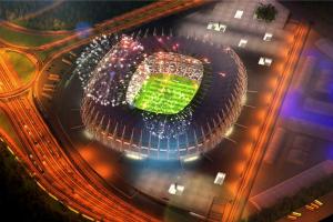 Fortaleza está na Copa das Confederações e terá jogo do Brasil (Divulgação)