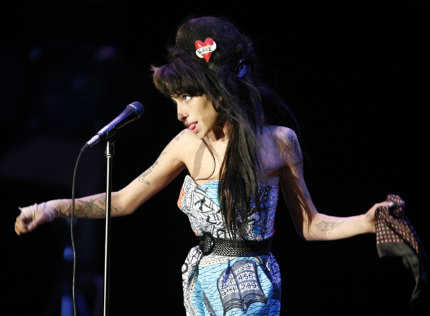 Amy Winehouse (Foto: Nacho Doce/Reuters)