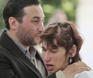 mãe amy (Foto: AP)