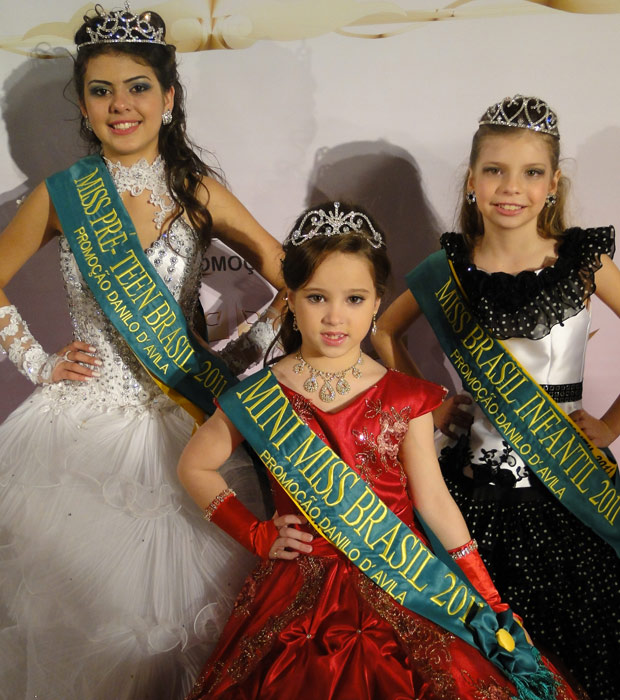 Miss Brasil Infantil (Foto: Divulgação/Danilo D'Ávila Eventos)