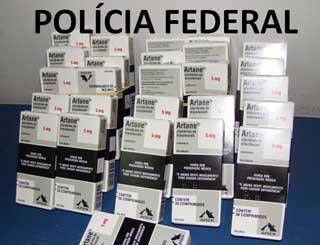 boa noite cinderela remédio PE (Foto: Polícia Federal PE/Divulgação)