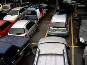 Roubo de carros aumenta 20% em um ano no ES (Foto: Reprodução/TV Gazeta)