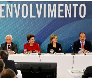 Conselhão (Foto: Roberto Stuckert Filho/PR)