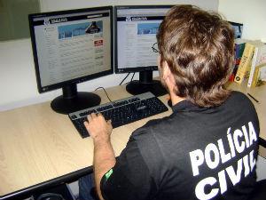 Internet banda larga chega às delegacias do interior do ES (Foto: Divulgação/ Polícia Civil)