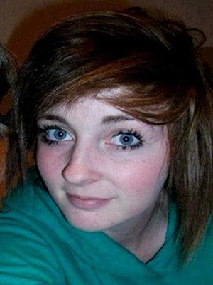 A vítima, Rebecca Aylward (Foto: South Wales Police)