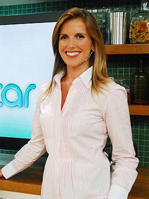 a apresentadora do Bem Estar, Marina Ferrão, (Foto: TV Globo/Divulgação)