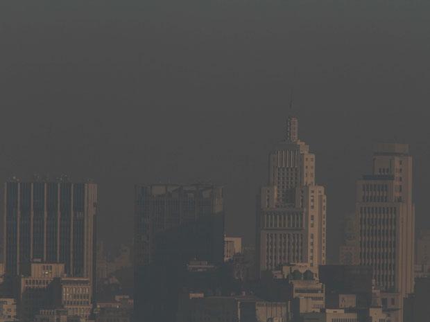 poluição (Foto: Luiz Guarnieri/AE)