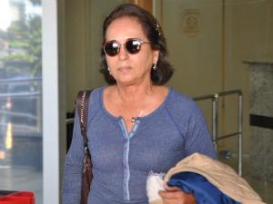 Beatriz foi presa por posse ilegal de arma de fogo (Foto: Ricardo Campos Jr./G1 MS)