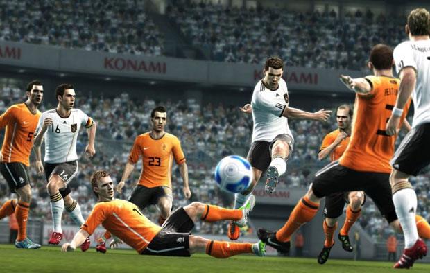 Konami promete melhorias em 'Pro Evolution Soccer 2012' (Foto: Divulgação)