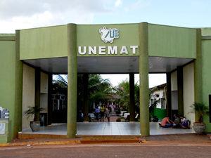 Unemat abre concurso (Foto: Assessoria/Unemat)