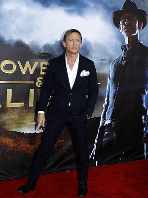 daniel craig (Foto: Mike Blake/Reuters)