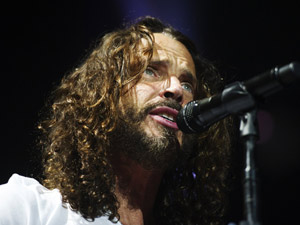 O vocalista Chris Cornell  (Foto: Mark Blinch/Reuters)