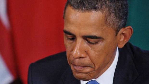 O presidente dos EUA, Barack Obama, durante evento nesta sexta-feira (29) na Casa Branca (Foto: Reuters)