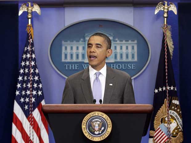 obama casa branca (Foto: Carolyn Kaster/AP)