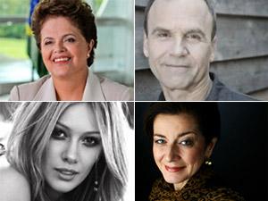 Convidados da 15ª Bienal do Livro do Rio (Foto: Divulgação/Divulgação)