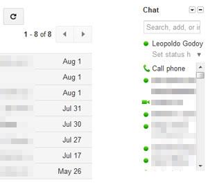 Serviço do Google permite ligações telefônicas pela internet (Foto: Reprodução)