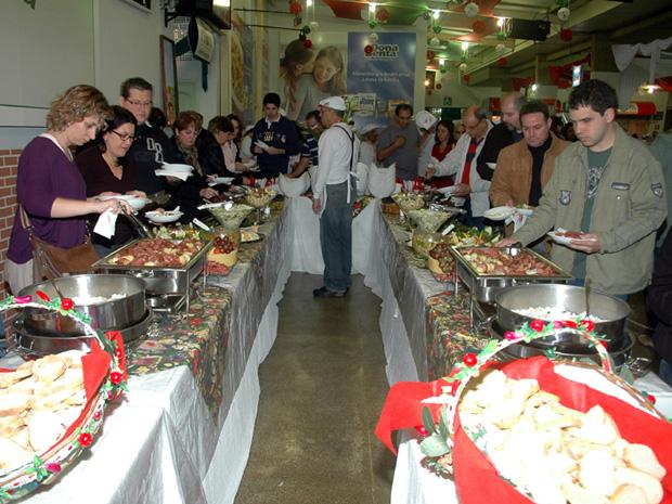 Festa de Nossa Senhora Achiropita terá diversos pratos tipicamente italianos (Foto: Organização/ Divulgação)