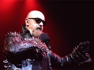 O vocalista do Judas Priest, Rob Halford (Foto: Divulgação/Geir Amundsen)