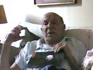 Ítalo Rossi estava internado há dois dias.  (Foto: Reprodução / TV Globo)