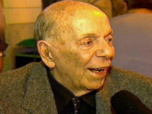 Ítalo Rossi tinha mais de 50 anos de carreira. (Foto: Reprodução / TV Globo)
