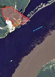 Encontro das Águas (Foto: Reprodução)
