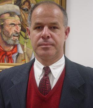 Juiz Afif Jorge Simões Neto, do RS, que escreveu poema em verso (Foto: Divulgação/TJ-RS)