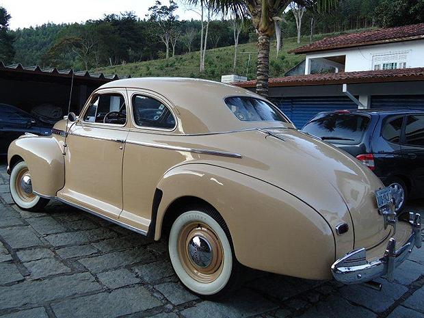 chevrolet 1941 deluxe sport coupe (Foto: Arquivo pessoal)