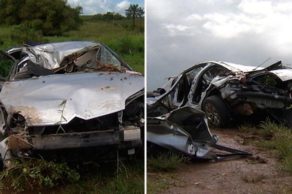 Filho de vice-prefeito de Feira de Santana (BA) morre em acidente (Foto: Reprodução/ TVBA)