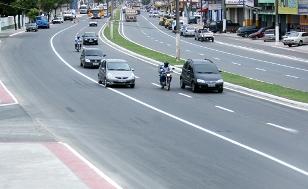 Rodovia Carlos Lindenberg está interditada (Foto: Divulgação/ PMVV)
