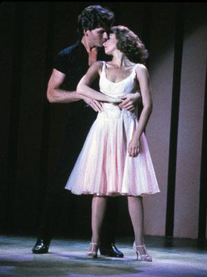 O filme 'Dirty dancing', estrelado por Patrick Swayze e Jennifer Grey, terá nova versão (Foto: Divulgação)