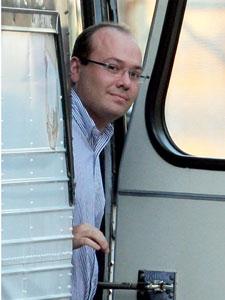 Frederico Silva da Costa, número 2 do Turismo, preso pela PF (Foto: Dida Sampaio/AE)