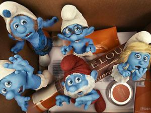 Cena do filme 'Os Smurfs' (Foto: Divulgação/Divulgação)