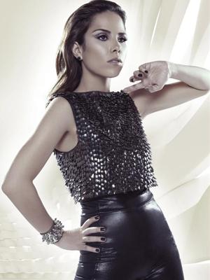 """Wanessa em foto para o disco """"DNA"""", o oitavo de sua carreira (Foto: Divulgação)"""