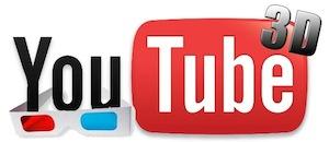 O Youtube permite a criação de videos em 3D  (Foto: Reprodução)