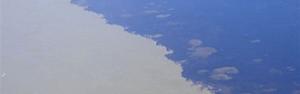 Governo do AM nega ser contra tombamento do Encontro das Águas (Foto: Reprodução / TV Globo)