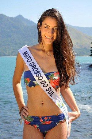 Estudante de Direito representa MS na disputa do Miss Mundo Brasil  (Foto: Divulgação/EstúdioXis Fotografia)