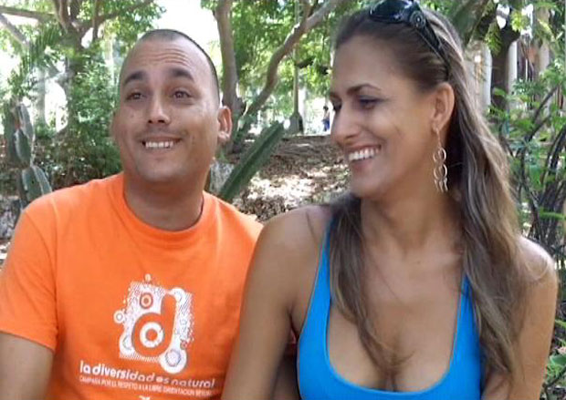 Wendy e Ignacio Estrada (Foto: BBC)