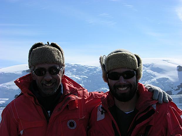 Antártida (Foto: Arquivo pessoal)