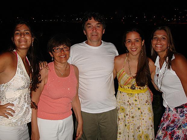 Dia dos pais Paulo Arruda (Foto: Arquivo pessoal)