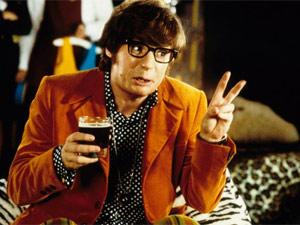 O ator Mike Myers em cena de 'Austin Powers' (Foto: Reprodução)