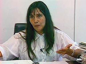 Juíza Patrícia Acioli foi morta a tiros na porta de casa, em Niterói. (Foto: Reprodução / TV Globo)