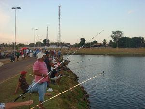 Festival Pesca Matupá (Foto: Prefeitura de Matupá)