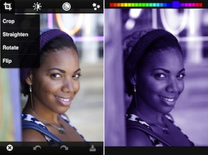 Versão para celulares do Photoshop permite editar fotos em qualquer lugar (Foto: Divulgação)