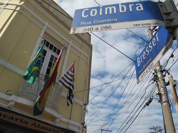 Conflitos entre bolivianos, paraguaios e peruanos acontecem na região central de SP (Foto: Kleber Tomaz/G1)